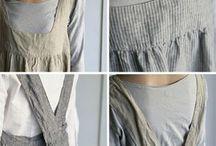 studio apron/smock/dress...