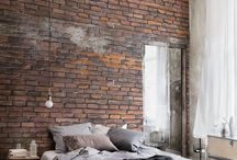 Industrial Interior / Ultra modern meets rustic industrial. Interior decor and design to inspire your next project.