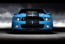 Ford Mustang, Shelby Mustang / Fast cars