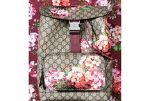 GG Blooms / Presenting GG Blooms, a special edition accessories collection for Fall Winter 2015.  / by gucci
