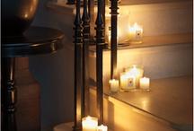 candels...