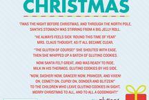 Gluten Free Christmas! / by Glutino