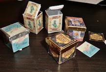 cajas de lata / by Covadonga B F L