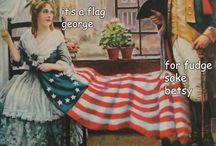 Stuff: The adventures of George washington