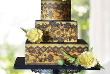 Lace Cake Ideas