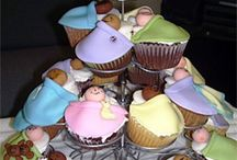 baby shower cupcakes met babatjiea