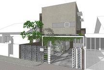 BB Residence / Programmatic : Housing Location : Bandung, Indonesia   gubah ruang #gubahruang  www.gubahruang.com