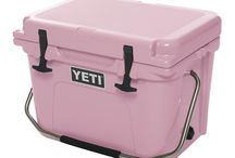 Pink Yetis in stock now!! / Okay guys and gals, we just got in 5 limitted edition pink YETI Coolers! Do you have someone special who is a cancer survivor? Yeti has done this in honor of Breast Cancer awareness, and we wanted to do our share. How about a birthday or Christmas present for a special lady, or yourself? These Yeti's are so cool! We ship too! We only have 5 so call us! 850.243.0414 Sunrise Marine - Boat Sales and Service