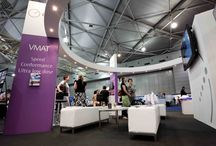 Expocentric From The Beginning  / Expocentric unique exhibition stand designs