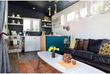 size matters. / i have a thing for tiny homes. want one. need one. coming soon.