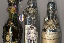 Altered Bottles & Other Objects