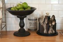 Kitchen Ideas / by Donna Perez