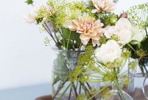 Interior Styling - Fresh Flowers