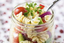 Salad in n jar