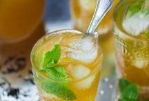 Summer fun time / Juices, smoothies, cocktails and more to keep you cool in the summer heat