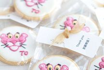 Decorated cookies-Characters