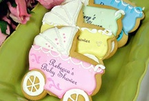 baby shower ideas / by Tricia S