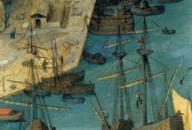 Pieter Brueghel the Elder and the Younger