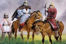 Xiongnu and Huns