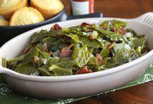 Southern food / by Christine Mason