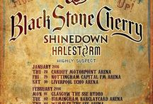 Shinedown UK Tour