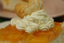 Mandarinenschnitten
