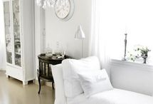 Lounge rooms / Shabby Chic