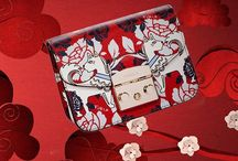 #furlachinesenewyear / Furla celebrates Chinese New Year with a special limited edition collection, an homage to the upcoming year of the Dog.