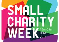 Small Charity Week 2014 / A week long celebration of small charities, 16th - 21st June 2014.