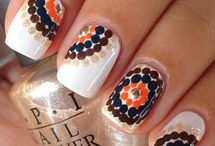 mosaic nails tutorial & video gallery by nded / mosaic nails tutorial & video gallery by nded