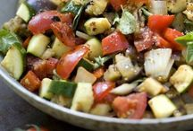 Salads, Fruits & Veggies