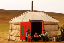 Mongolia / Un país de impresionantes desiertos, mesetas y montañas.