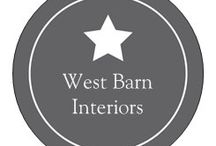West Barn Interiors Ltd Online Retailer for beautiful home decor and accessories. / star blanket....grey and white...star cushions.. home