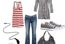 clothes! / by Felicia Black