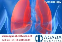 Pulmonology / Our department of pulmonology, or respiratory medicine or chest medicine facilitates accurate diagnosis and treatment of conditions such as pneumonia, asthma, tuberculosis, emphysema etc.