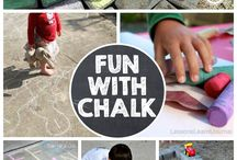 Outdoor activities / Kids activities that can be done outdoors