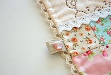 Quilt edge ideas
