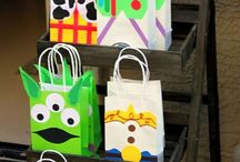 Toy story's Birthday Party ideas