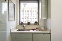 Tiny Kitchen Design / Tiny Kitchen Ideas