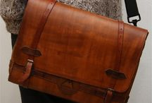 Leather DIY bag