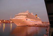 Cruise Middellandse Zee / Cruise 2012 en 2013 Middellandse Zee Cruise bezoek