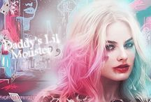 Harley and Quinn