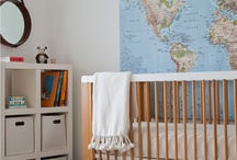 kids rooms / by Melissa H
