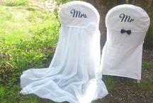 Hochzeit mr & mrs