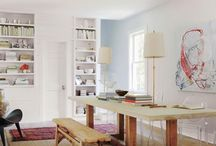 Dining room / by Starr Rossi