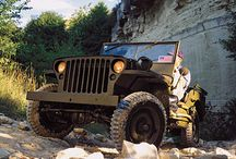 projet jeep / pin up