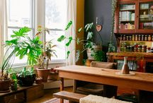 Home {Dining Room/Kitchen}