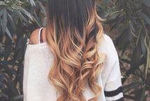 Cabelos / Algumas ideias para seu cabelo!