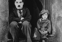 Charlie Chaplin / by Robin GrandJean