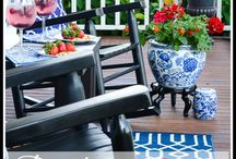 All things Summer / summer decor, food, fashion and outdoor garden ideas